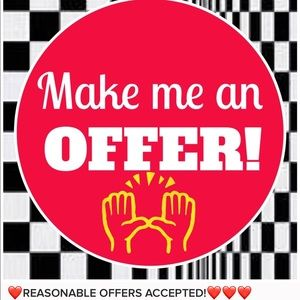 ALL OFFERS CONSIDERED!!!